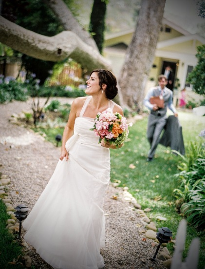Mission Church -- Sarah Wedding