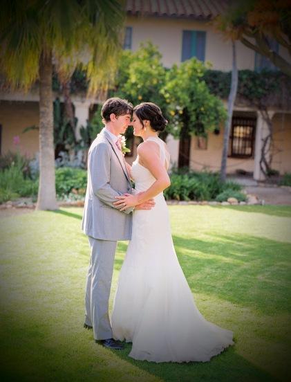 Mission Church -- Wedding
